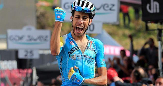 Video Fabio Aru: vince al Sestriere dominando la Cima Coppi del Giro d'Italia 2015