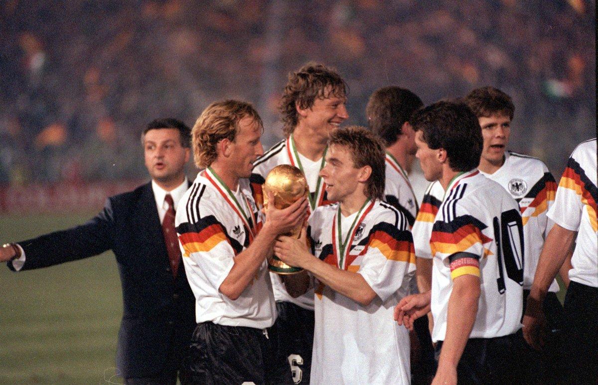 Fifa Fussball Wm On Twitter Weltmeister 1990 Und Ein