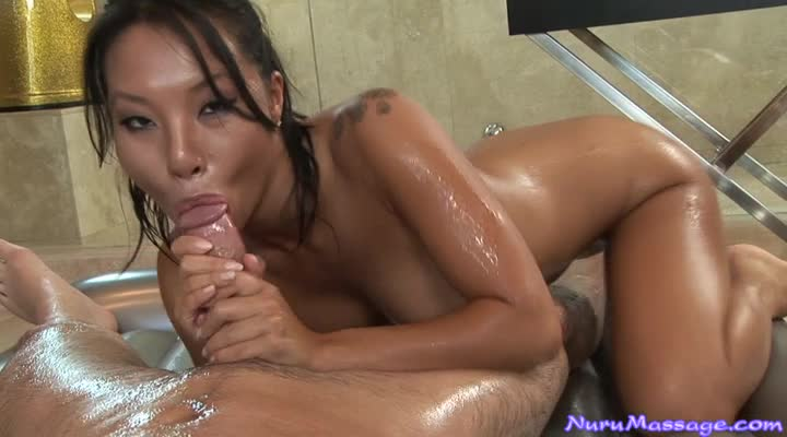 Oiled Feet Job 33