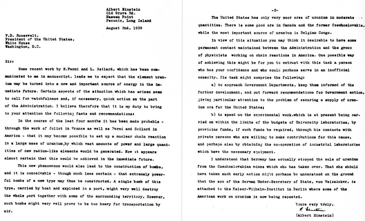 einstein szilard letter dudley on quot leo szilard died today 30 5 64 21457