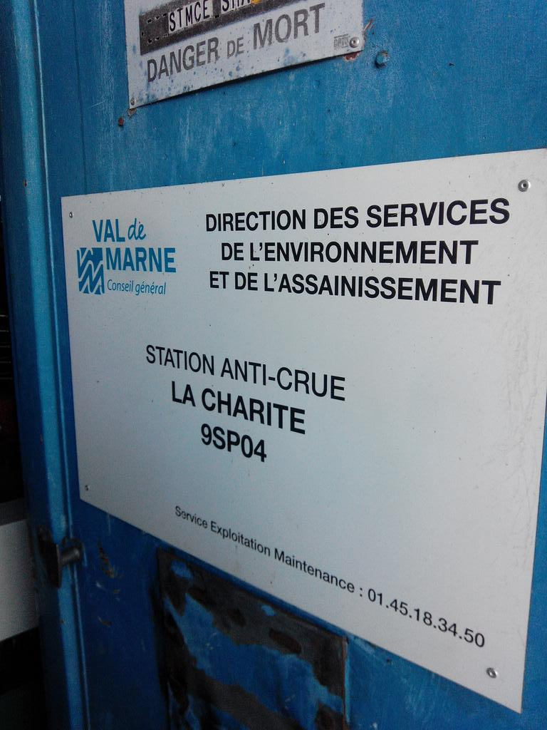 Visite de la station anti-crue #metropoleaufildeleau http://t.co/Z5M9MRqHGS