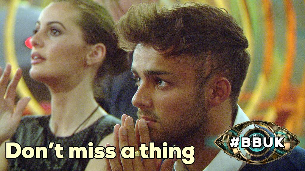 Not in front of your telly? Not to worry, watch the show online: http://t.co/Tw22tEurBY #BBUK http://t.co/3cy9TbsBNQ