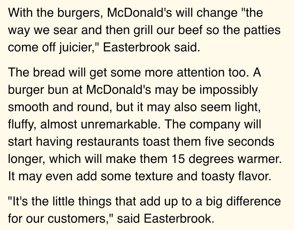 McDonald's Will Toast Buns Longer For Hotter Burgers http://t.co/2dEkbhpxIW http://t.co/zduTsRz0by