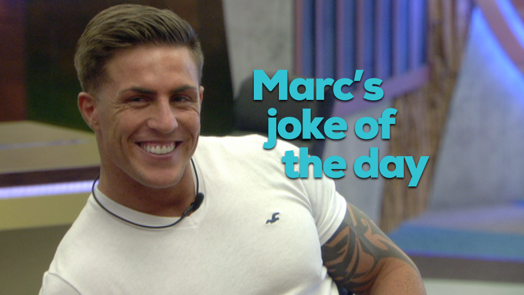 Strap yourselves in - Marc's taking the housemates on a lollercoaster ride: http://t.co/1eGYEoCgBb #BBUK http://t.co/O0vOqggP4u