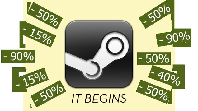 Steam - Wann wohl der Summer Sale startet