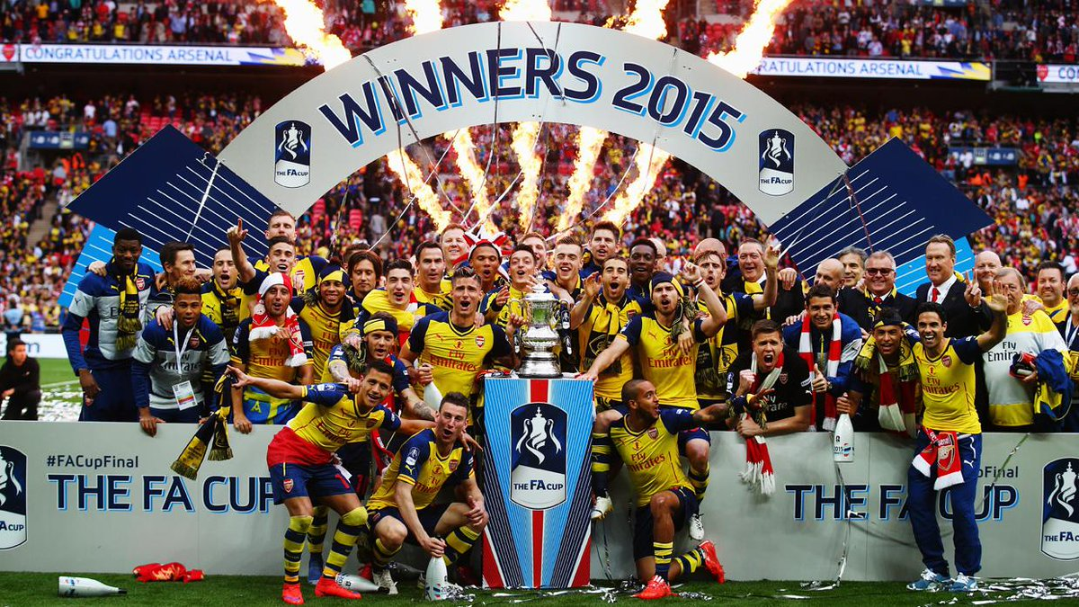 .@Arsenal #FACupFinal winners 1930, 1936, 1950, 1971, 1979, 1993, 1998, 2002, 2003, 2005, 2014, 2015 #record http://t.co/fLzohd81kR