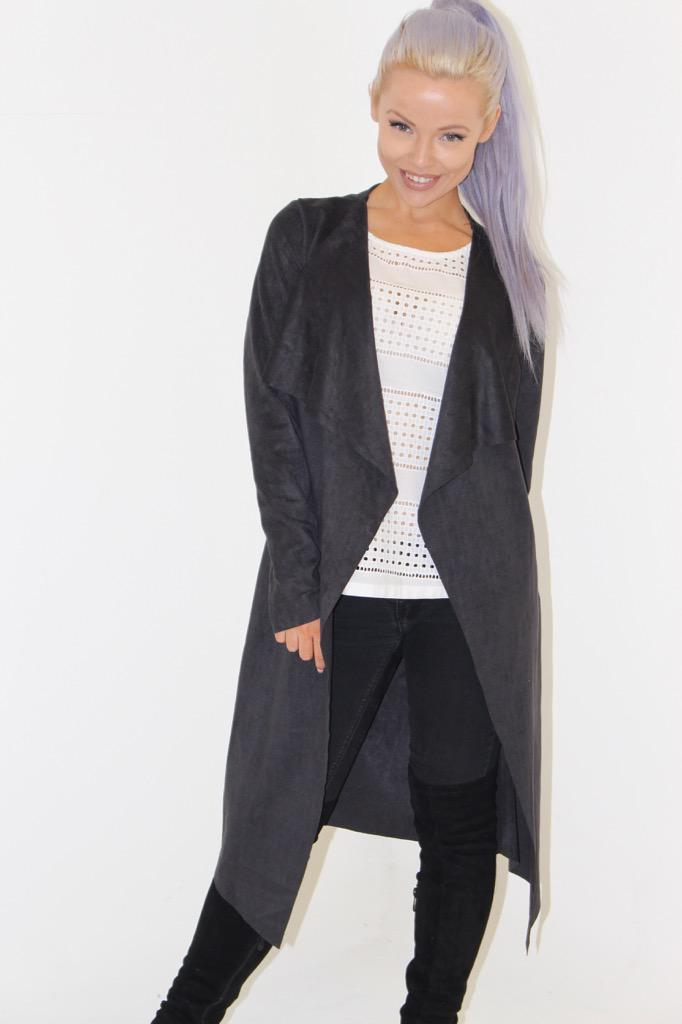 What's everyones thoughts on the 'Julie' waterfall coat, perfect for chilly summer days >> http://t.co/eYl3FmWZnT £45 http://t.co/iPL6h5vTo0