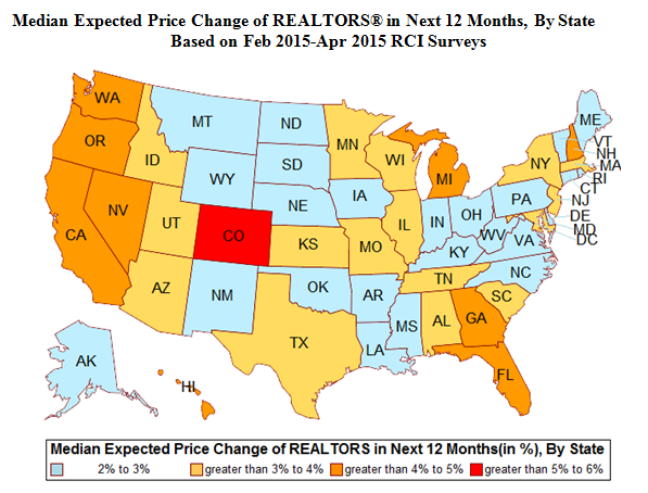 TREND: Prices to Rise at Slightly Faster Pace in Next 12 Months, via @NAR_Research http://t.co/3ito36mTyH http://t.co/9hYJLfWL9n