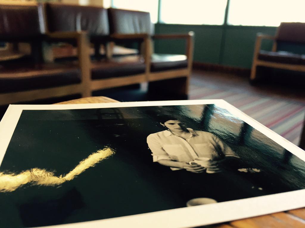 My Polaroid from an amazing scene  last night  #ShotCaller @ricromanwaugh @lakebell @nikolajcw http://t.co/xSvO6LpuF3