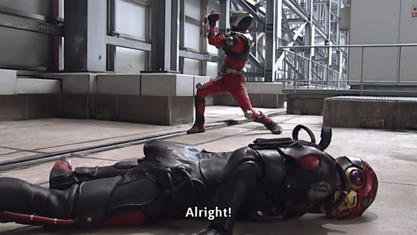 Kamen rider ryuki episode 3 part 1 english sub : Samp