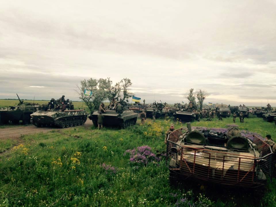 В Донецкой области объявлено о подозрении 313 боевикам и пособникам террористов, - МВД - Цензор.НЕТ 1066