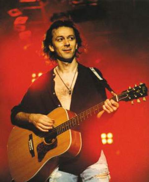 Anniversario morte Massimo Riva, la storia del famoso chitarrista grande amico di Vasco Rossi