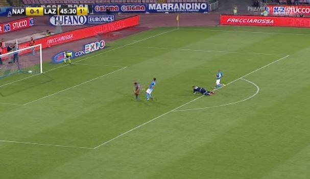 Napoli Lazio 2-4 Video