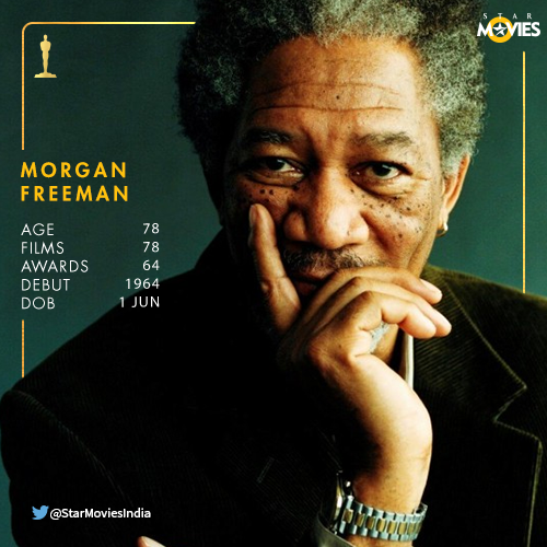 Morgan Freeman Quotes Movie: Morgan Freeman's Birthday Celebration