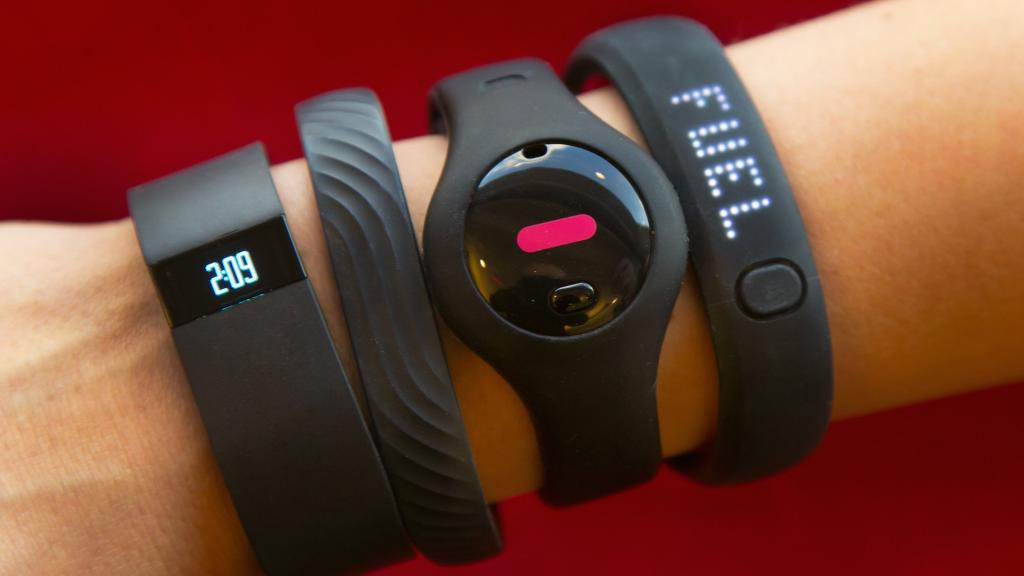 Battle of the fitness trackers — Jawbone is suing Fitbit: