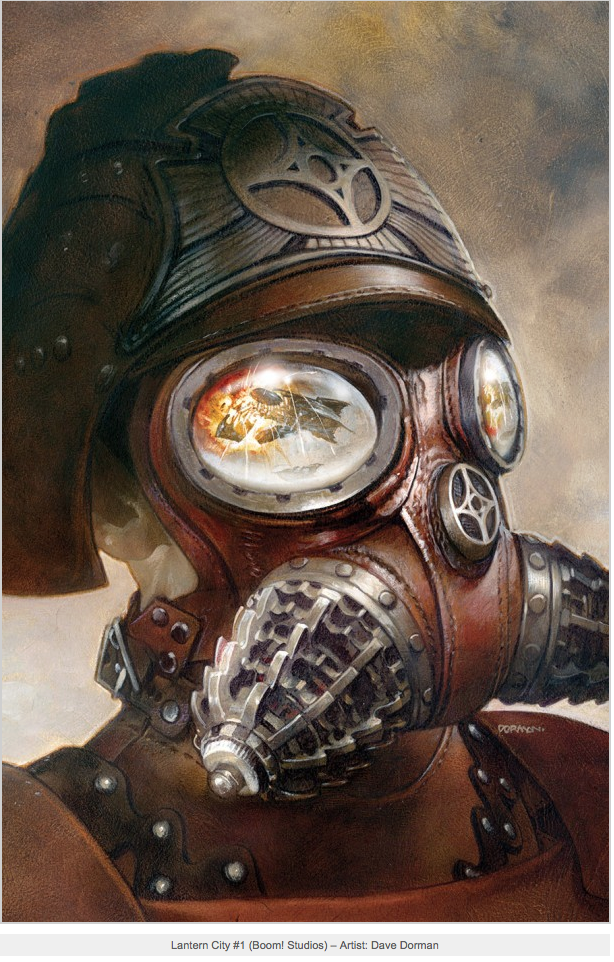 Dave Dorman's Lantern City Variant Cover Named One of the Top Covers for May2015 https://t.co/C8Q1ZRfwF4 http://t.co/TeqH3OFQyj
