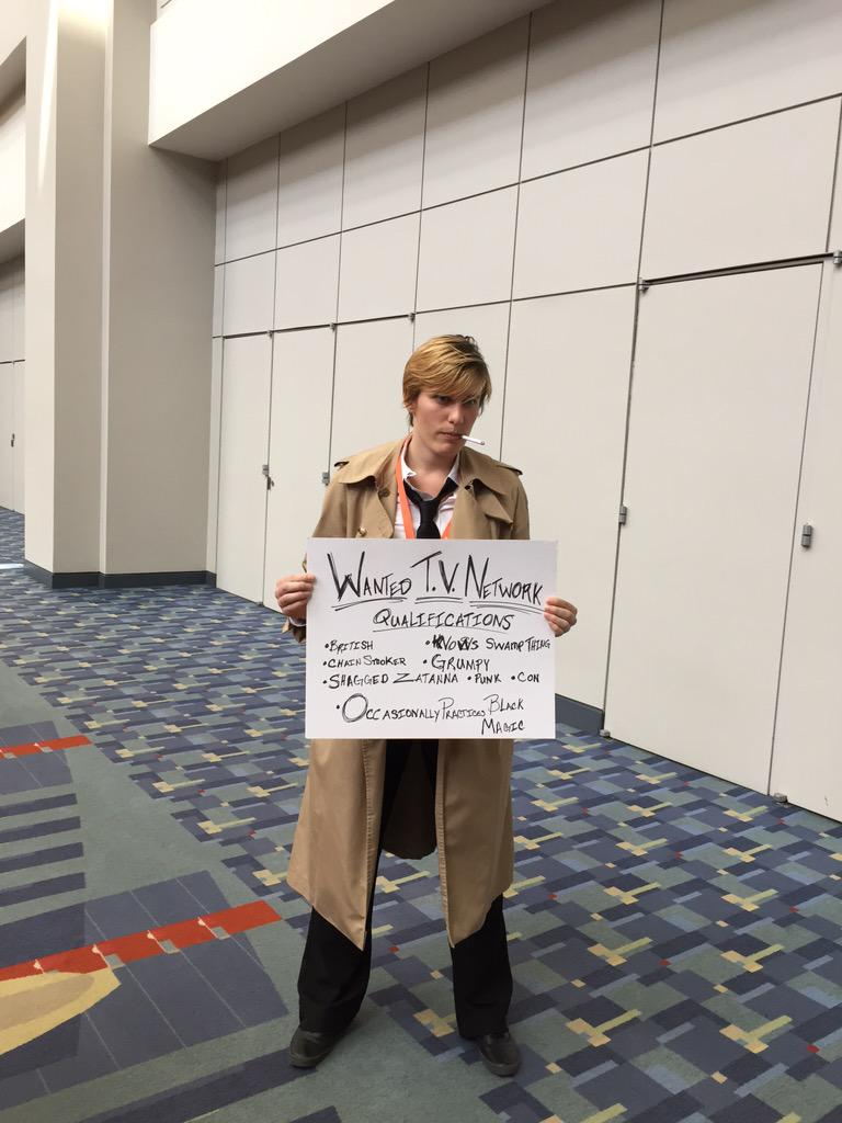 #Constantine at #AwesomeCon is awesome! #AC15 http://t.co/PjfS9SReSQ