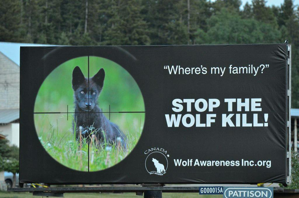 @sadie_parr big #kudos for getting this sign up, Sadie! #Wolves #savewolves #Canada We need them all over! http://t.co/pgJWzPzkX9