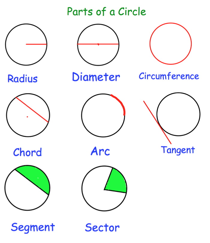 circumference and area of a circle worksheets