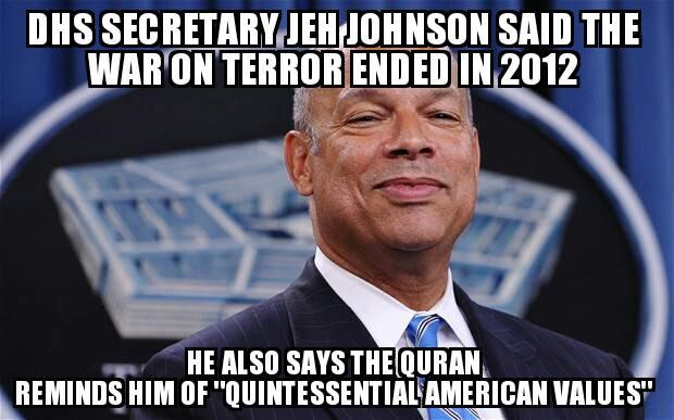 Image result for Jeh Johnson memes