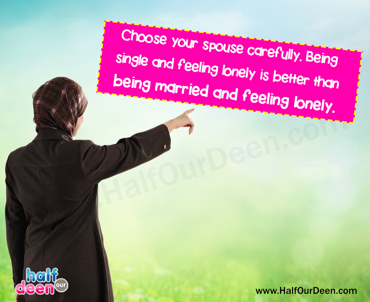 married and lonely dating