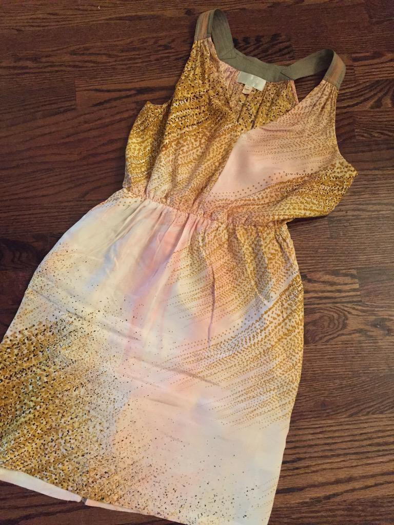 RIP this dress. You better watch your back @ElvisandrusSS1 #revengewillbemine http://t.co/wwSqoZT1m2