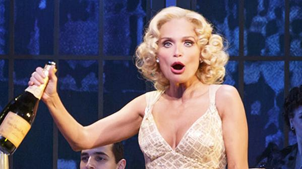 Congratulations to @KChenoweth, Outstanding Actress in a Musical Winner for #Onthe20thC! #DramaDeskAwards http://t.co/gPMMR1bVai
