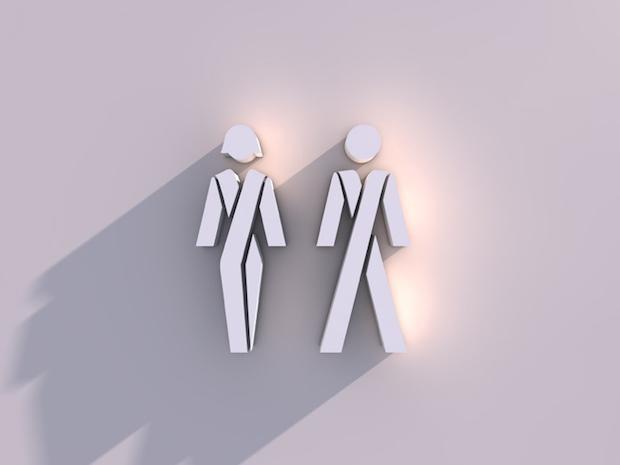 「スカートを履かない」女性用ピクトグラムをロンドンのデザインスタジオが考案。(週末のアクセス2位) buff.ly/1AE7H4F pic.twitter.com/5Uke34XTEc