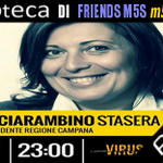 RT @sherlock5stelle: #M5S V. Ciarambino @ValeriaCiarambino a Virus RAI2 <a href='http://t.co/xFvekgioKh' target='_blank'>http://t.co/xFvekgioKh</a>  <a href='http://t.co/XBZVLuLc9D' target='_blank'>http://t.co/XBZVLuLc9D</a>
