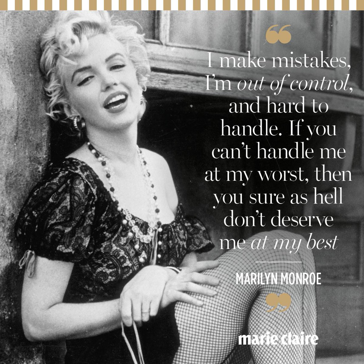 Marilyn Monroe New Years Quotes: Today Would Have Been Marilyn Monroe's 89th Birthday