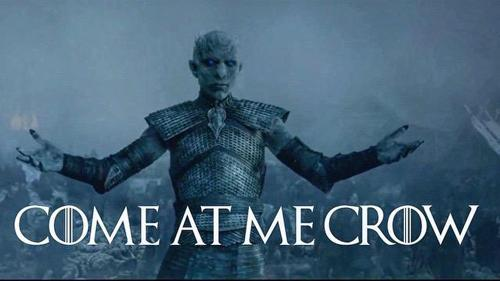 Well. Winter is here. #GameofThrones http://t.co/VAOldkyNHX