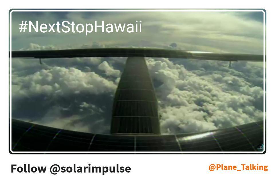 Keep up the support for @solarimpulse and #pilot @bertrandpiccard http://t.co/KA0IoenYNW  #NextStopHawaii #avgeek http://t.co/kF9McrIVAV