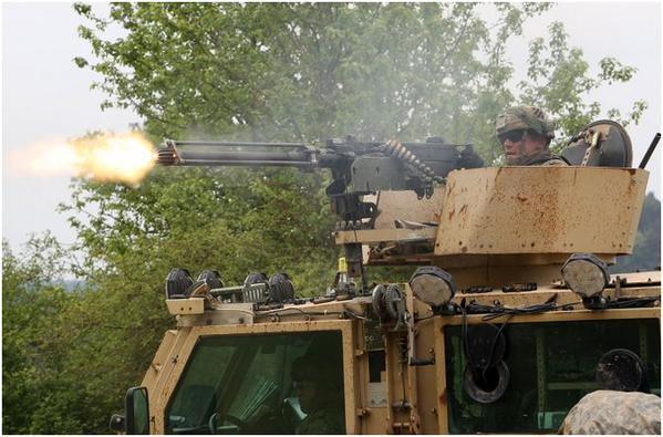 НАТО расширяет контингент военнослужащих в Польше - Цензор.НЕТ 1775