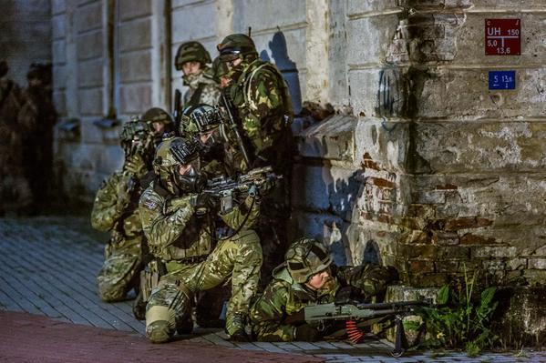 НАТО расширяет контингент военнослужащих в Польше - Цензор.НЕТ 8832