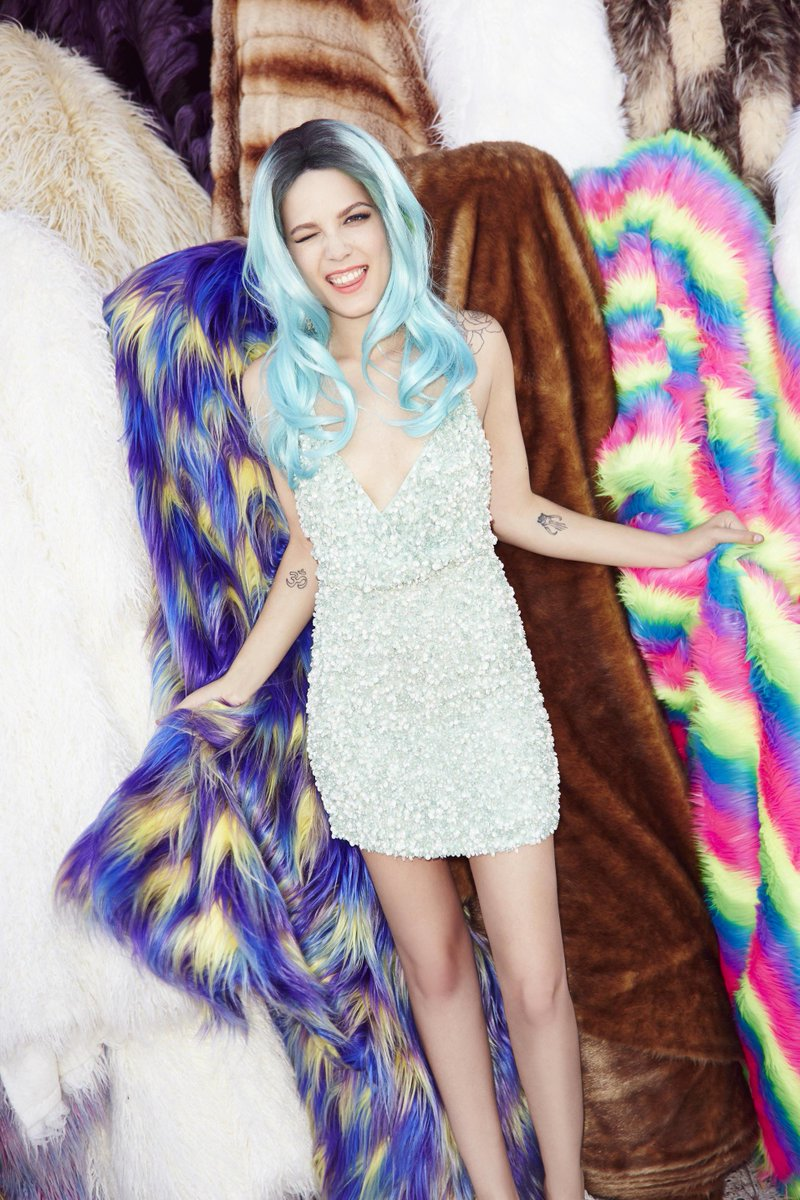 .@halseymusic shines bright in #NastyGalNewArrivals http://t.co/X3PkIA9xIp http://t.co/K3IUOX5dFn