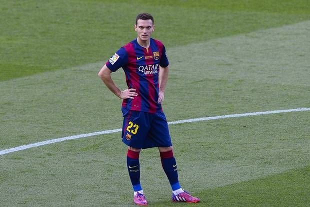 Barca won't pay Arsenal for Vermaelen add-ons
