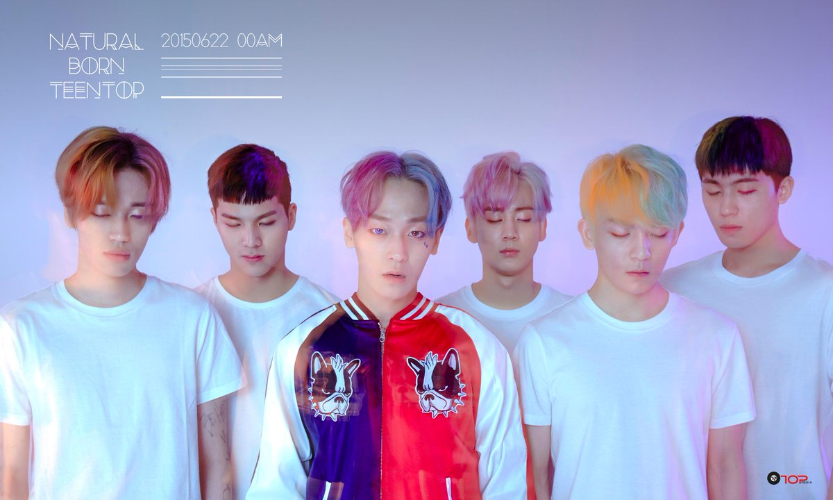 #NATURAL_BORN #TEENTOP Image Teaser http://t.co/5A3Aw2hmVq