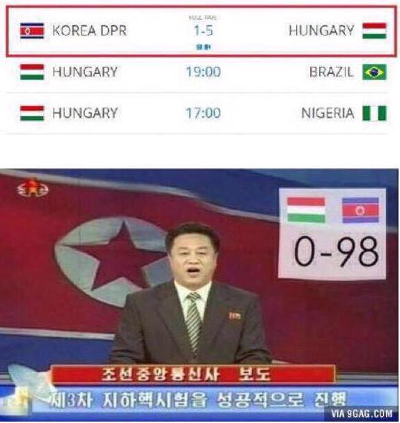North Korea Latest News: North Korea U20 Lost 5-1 To Hungary U20. But That's Not
