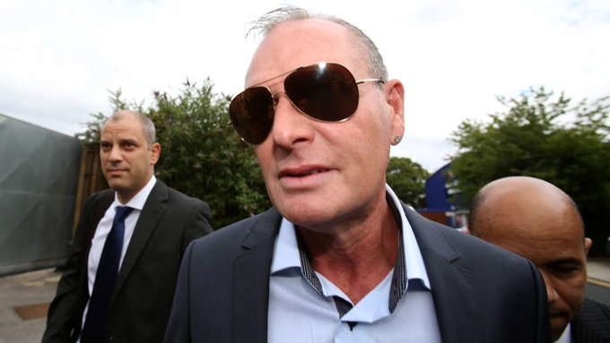 Paul Gascoigne says he used to think news stories on the Gaza Strip were about him http://t.co/n8hr52LuKK