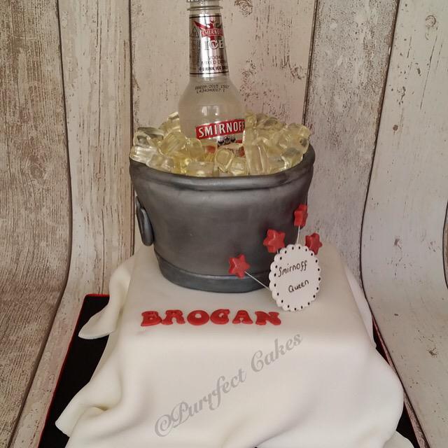 Purrfect Cakes On Twitter Cake Smirnoff Smirnofficeid