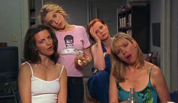 Guess Episode Sex City Screencap | BuzzFeed Community | Scoopnest