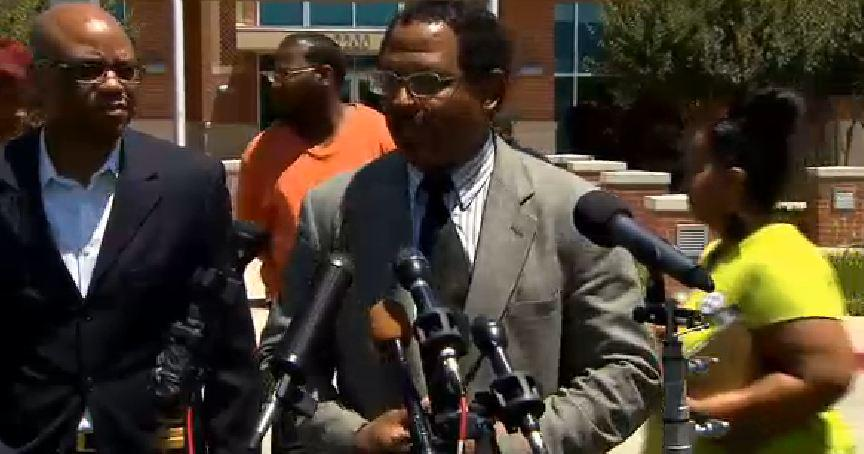 Rev. Ronald Wright threatens ISIS style terrorist attacks by blacks