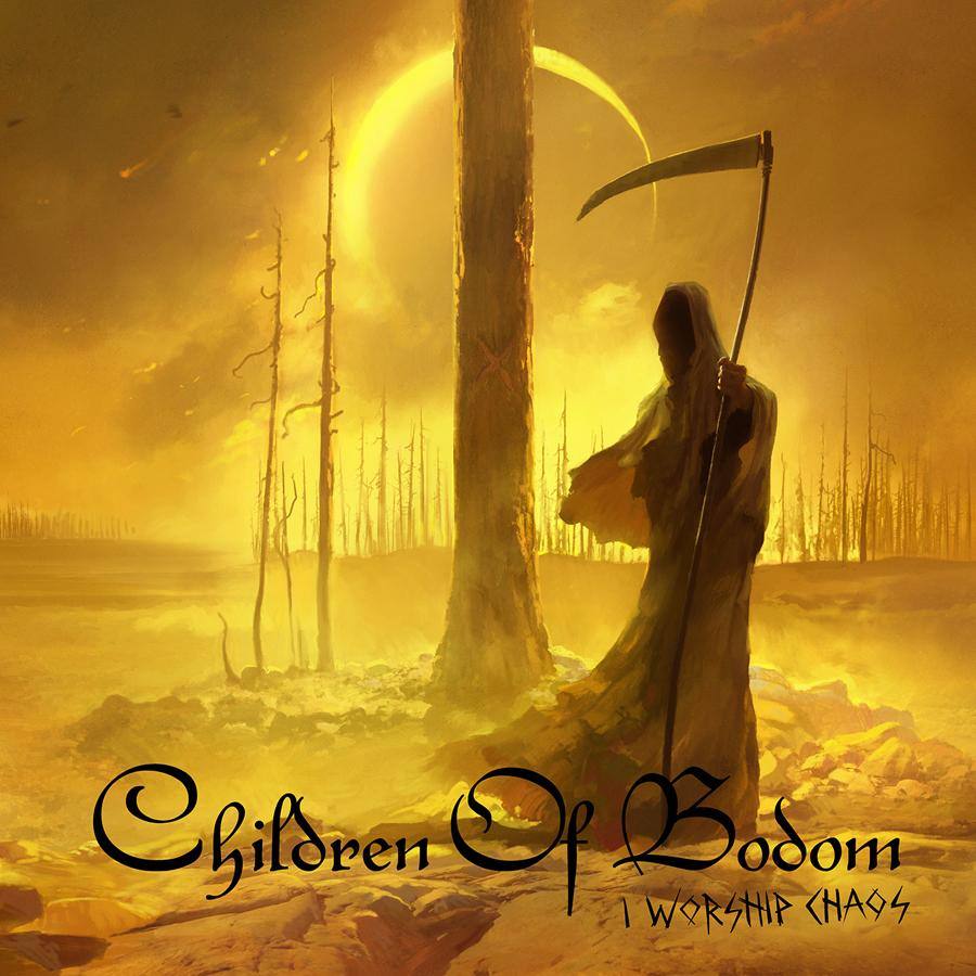 Children of Bodom to release 9th studio album #IWorshipChaos worldwide on Oct. 2nd! Details: https://t.co/S8fsQ5UjyH http://t.co/tlDhQRQzCS