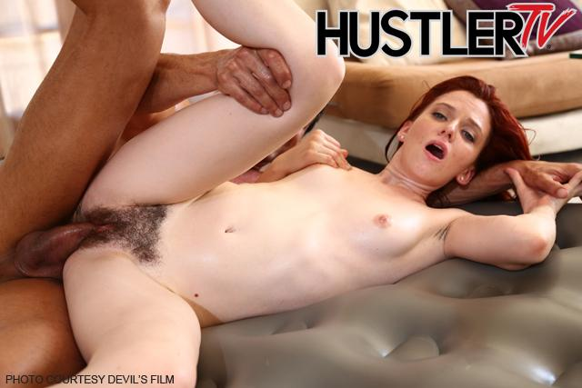 RT @HustlerTV: Cute #hairygirl @EmmaEvins in Body to Body 2 @HustlerTV Now Check local listings @HustlerMag