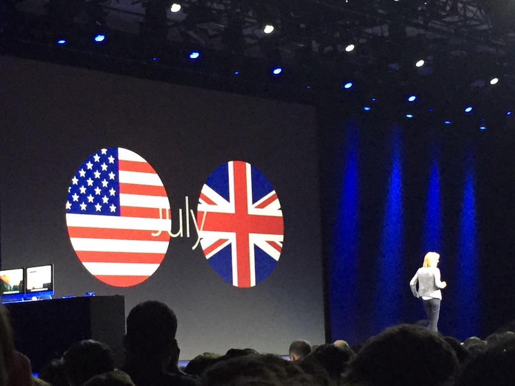 Apple Pay coming to UK next month (Source: Aaron Tilley)