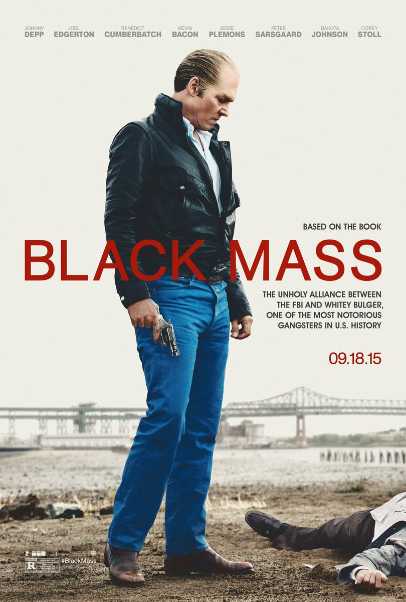 Black Mass (2015)   Johnny Depp, Benedict Cumberbatch