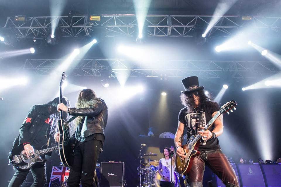 LIVE TONIGHT @Slash & Conspirators at Oslo, Norway!  Venue: Sentrum Scene Oslo. http://t.co/ufNJdU9XEp