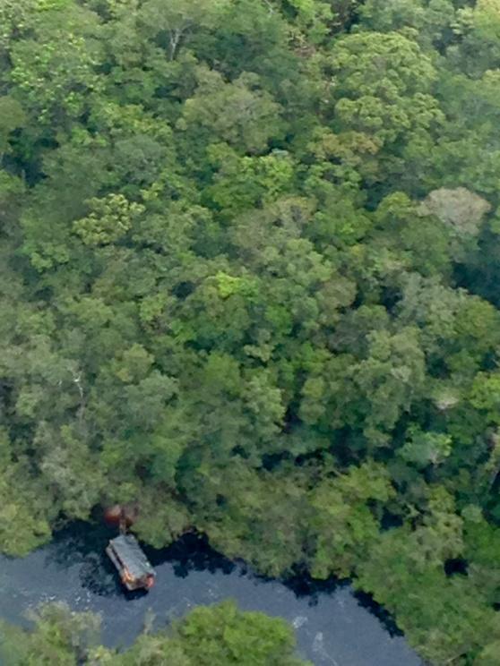 Mineria ilegal acaba con el parque Nacional Canaima CGacQGTWgAAy0NB