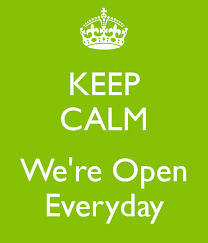 Locksmith Glasgow On Twitter Keep Calm We Are Open Every Day