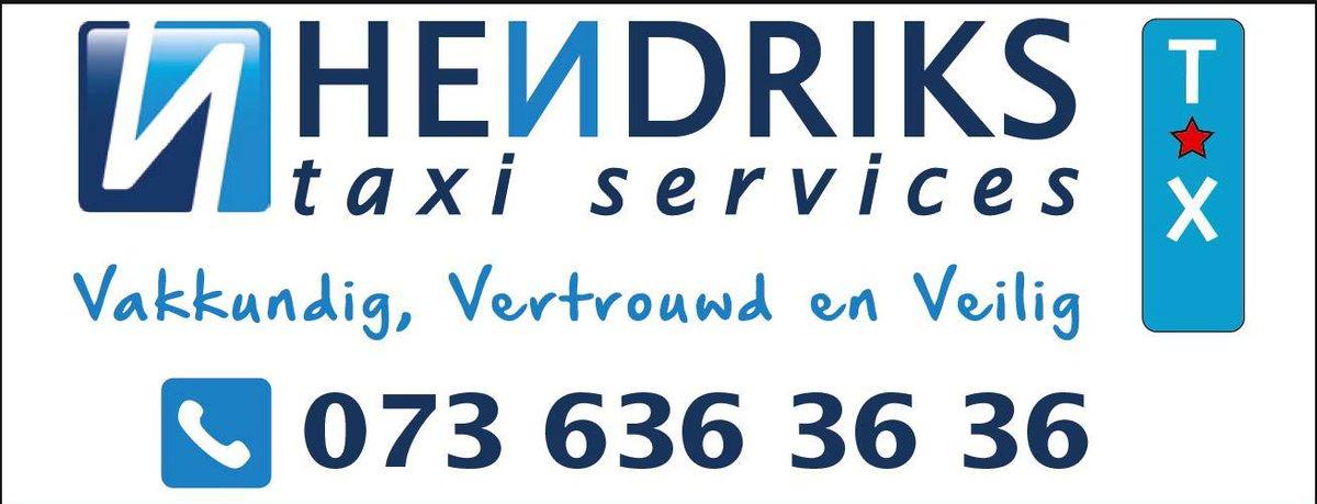 Hendriks Taxi Hendrikstaxi Twitter